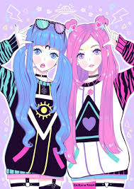 Cute Anime Hairstyles 8 Best Fashion Blog Inspo Images On Pinterest