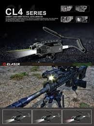 tactical light and laser laserspeed ls cl4 r military tactical flashlight self defense and