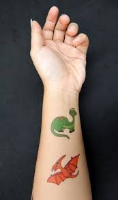 dinosaur tattoos party favors temporary tattoo jurassic world