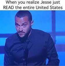 Jesse Williams Memes - amanda kenya sistahsak twitter