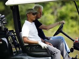 Obama Bill Clinton Meme - president obama and bill clinton go golfing why now