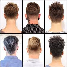 nape of neck haircuts men man hair back view google search hairstyles pinterest rear