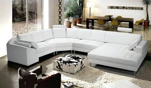 Leather Sofa Bed Corner Clearance White Leather Sofa Beds Uk Corner Scs 15617 Gallery
