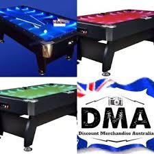 Best Pool Table Brands by Pool Table In Launceston Region Tas Gumtree Australia Free