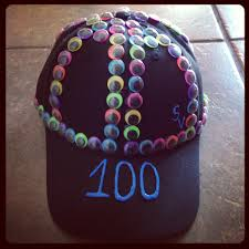 michael u0027s 100th day of hat second grade february pinterest