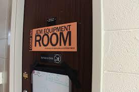 Text Room Jem Equipment Room School Of Journalism Electronic Media
