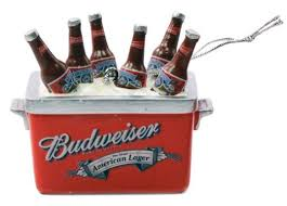 buy kurt adler budweiser bottles in cooler