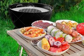 backyard bbq stock photos u0026 pictures royalty free backyard bbq