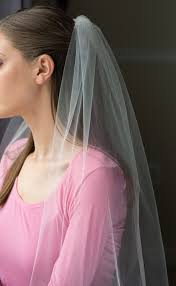 Wedding Dress Growtopia How To Make A Bridal Veil Simple Diy Bridal Veil