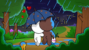 line brown u0026 cony u0027s lonely hearts date youtube