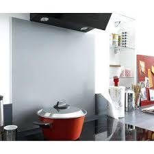 plaque en verre pour cuisine planche en verre pour cuisine fond de hotte verre gris mat daclice