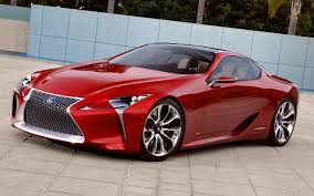 lexus coupe price 2017 lexus lf lc concept and price carspoints