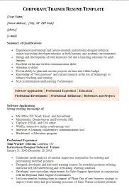 Training Resume Examples by 33 Best Resume Ideas And Tips Images On Pinterest Resume Ideas