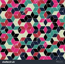 color inspiration ideas home decorating rich stock vector