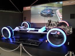 Acura Nsx Weight Tokyo Auto Show 2015 Honda Acura Nsx Twin Turbo In Grand Prix