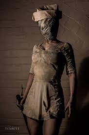 Silent Hill Nurse Halloween Costume Silent Hill 9gag Seasonal Halloween Silent