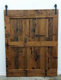 Barn Doors Pinterest by Sliding Barn Door Rough Pine W Charring And Clear Coat