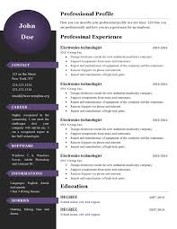 newest resume format newest resume format new resume templates newest resume format