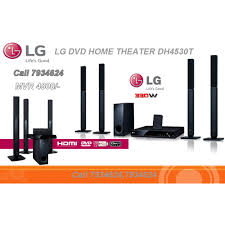 lg home theater 1000w original brand new lg dvd home theater system dh4530t call 7934624