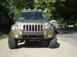 jeep liberty lifted liberty jeep liberty tuning suv tuning