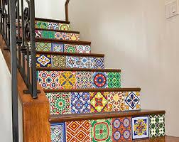 Tile Decals For Kitchen Backsplash Portuguese Blue Tile Stickers Tile Decals Kitchen