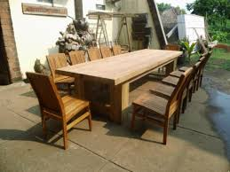 Wood Patio Dining Table by 15 Idea About Wooden Furniture 2017 Ward Log Homes