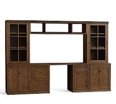 Small Office Cabinet Logan Collection Pottery Barn
