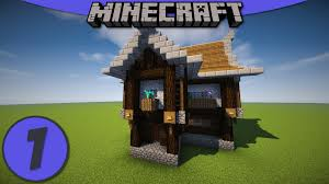 Minecraft Medieval Furniture Ideas How To Build A Simple Medieval House In Minecraft 1 9 Build