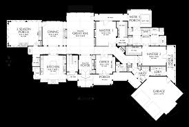 mascord house plan 2467 the hendrick