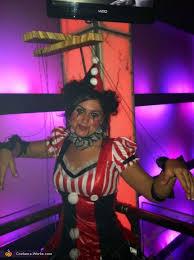 Marionette Doll Halloween Costume Marionette Costume Photo 3 4