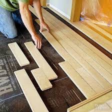 Install Hardwood Flooring - how to install hardwood floors
