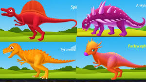 children learn about dinosaurs dinosaur for kids games