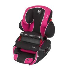 pink kid car kiddy guardian pro 2 group 1 2 3 child car seat 9 months 12
