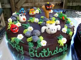 angry bird birthday cake cakecentral com