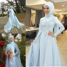 wedding dress muslimah simple 92 garden party dress muslimah boat neck sleeve