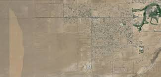 The Ghost Map The Ghost Grid Of California City U2013 Jay Owens U2013 Medium