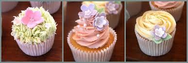 cupcake flowers flowers swirls cupcake class