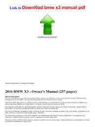 download bmw x3 manual pdf pdf guide headlamp tire