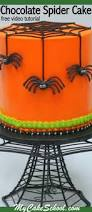 Halloween Pumpkin Cake Ideas 72 Best Halloween Cakes Images On Pinterest