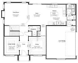 rossmoor floor plans clearview homes new construction homes
