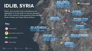Rebel Syrian Flag Idlib Is Green U0027 Syrian Rebel Group Vow To Halt Al Qaeda Advance