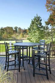 Patio High Table And Chairs Patio Ideas High Patio Table With Fire Pit High Top Patio Table