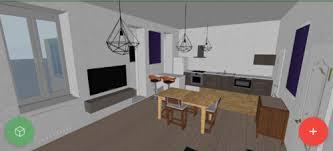 amenagement salon cuisine 30m2 aménagement démarcation cuisine salon 30m2