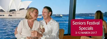 seniors festival sydney events seniors week cruises captain