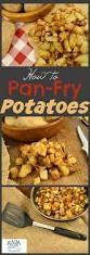 Potatoes Main Dish - best 25 oven fried potatoes ideas on pinterest seasoned fries