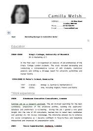 Free Resume Templates Samples Free Resume Writing Resume Template And Professional Resume