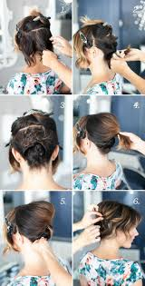 inspiringly terrific easy puff step by step hairstyle ideas