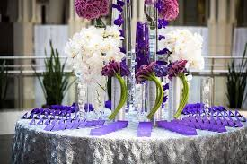 wedding reception table centerpieces http images tabledecoratingideas 2015 12 modern purple