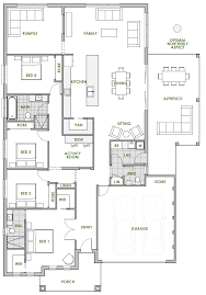 Green Home Designs Floor Plans | ningaloo energy efficient home design green homes australia