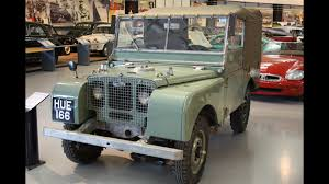 land rover 1940 land rover series 1